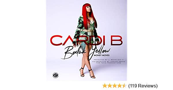 cardi b bodak yellow mp3 download clean