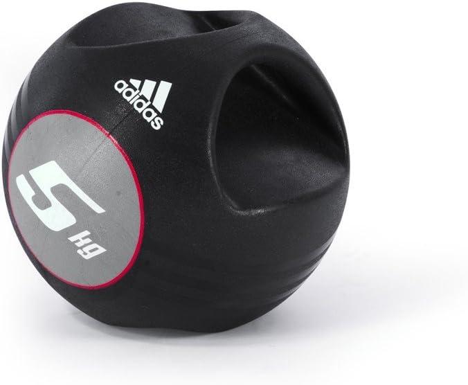 adidas ADBL-10414 Balón Medicinal Doble Agarre, Unisex Adulto ...