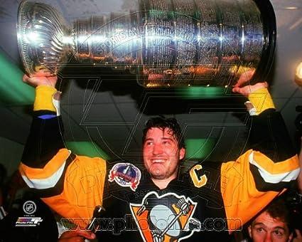 Amazon Mario Lemieux Pittsburgh Penguins 1991 Stanley Cup