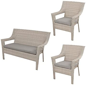 southcrest wicker stacking patio set