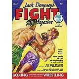 Jack Dempsey's Fight Magazine - May 1934, Robert E. Howard, 159798020X