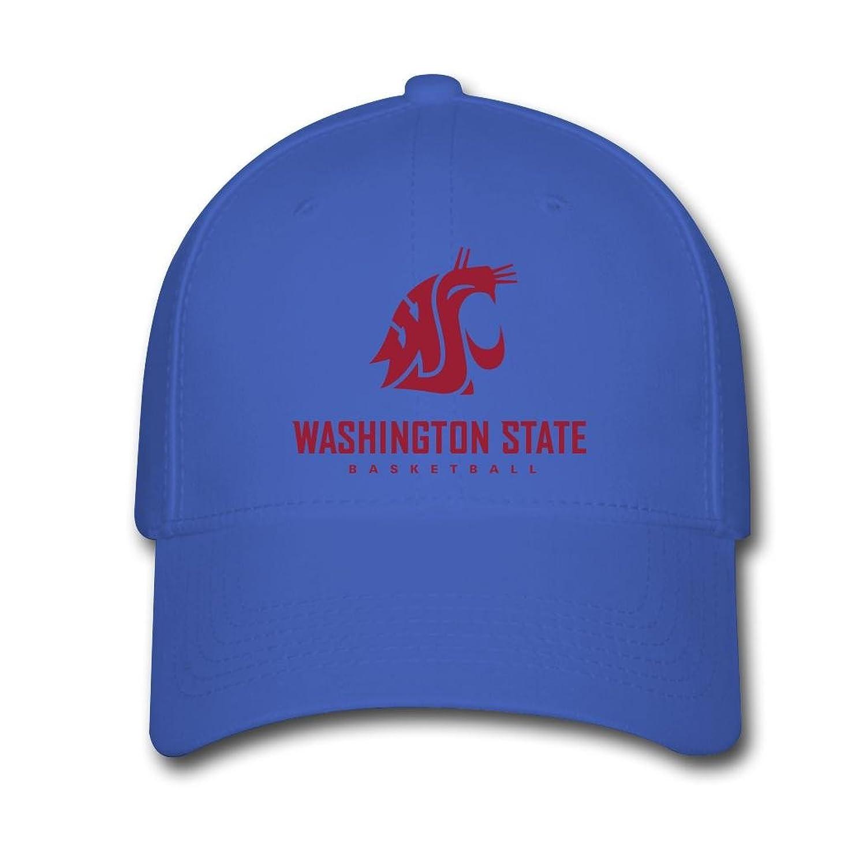 Washington State Basketball Opeeda Adjustable Baseball Caps For Men/Women