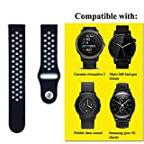20mm Quick Release Breathable Watch