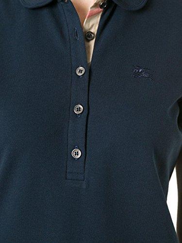 BURBERRY - Women's Polo YSM70254 - Blue (Dark Navy), S by BURBERRY (Image #2)