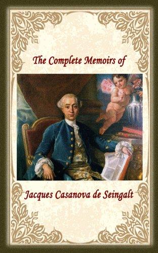 the story of my life the complete memoirs of giacomo casanova volume 7 of 12 machen arthur casanova giacomo