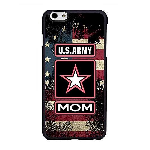 FIDIKO U.S. Army Mom Hard Case Compatible iPhone