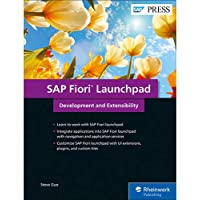 SAP Fiori Launchpad: Development and Extensibility