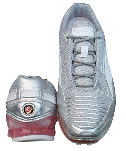 argenté Meio Running Cell Puma Cell Puma Chaussures femmes chaussures 7qTt8n6Hwc