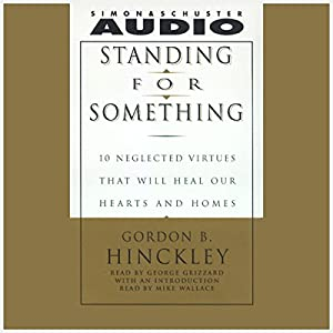 Standing for Something Audiobook