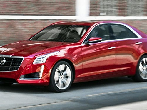 2014 Cadillac CTS Vsport: Boosting Ahead of the Germans in Their Own Game!