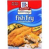 GOLDEN DIPT MIX FRY FISH 10OZ