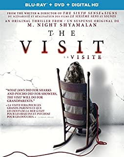 The Visit [Blu-ray + DVD + Digital HD] (B0159JKB6O) | Amazon price tracker / tracking, Amazon price history charts, Amazon price watches, Amazon price drop alerts