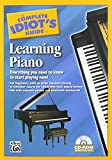 The Complete Idiot's Guide To Learn Piano
