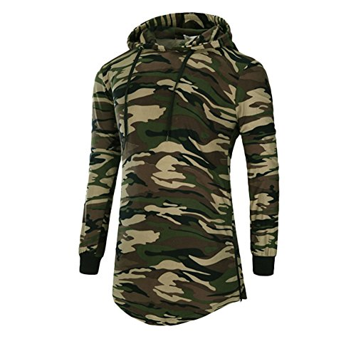 Hooded Camouflage Shirt - 5
