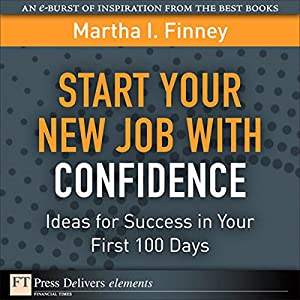 Start Your New Job with Confidence Audiobook
