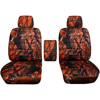 Amazon Com Exact Seat Covers Fd75 F488 F490 Mc2 C