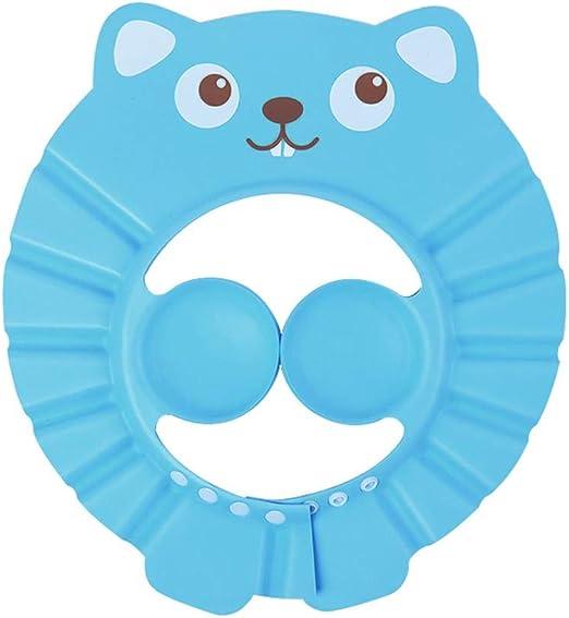AOLVO Visera champú para bebés Protección champú Seguro para bebé ...
