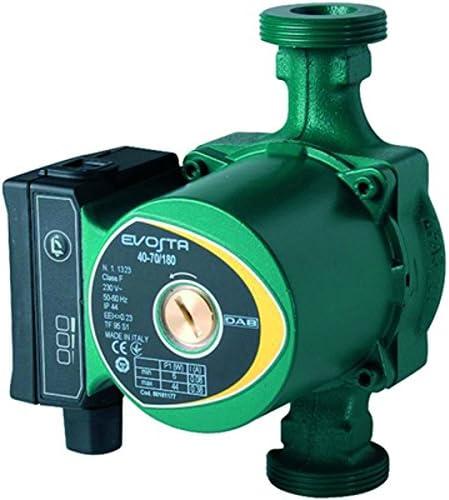 22 Pompe de chaudiere circulateur DAB EVOSTA 40-70//180 électronique