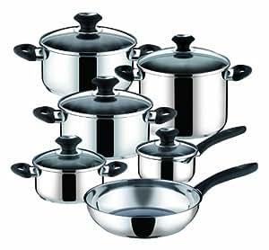 Tescoma presto bater a de cocina acero inoxidable 11 for Amazon bateria cocina