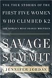 Savage Summit, Jennifer Jordan, 0060587156