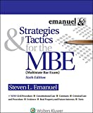 img - for Strategies & Tactics for the MBE (Multistate Bar Exam) (Emanuel Bar Review) by Steven L. Emanuel (2016-05-17) book / textbook / text book