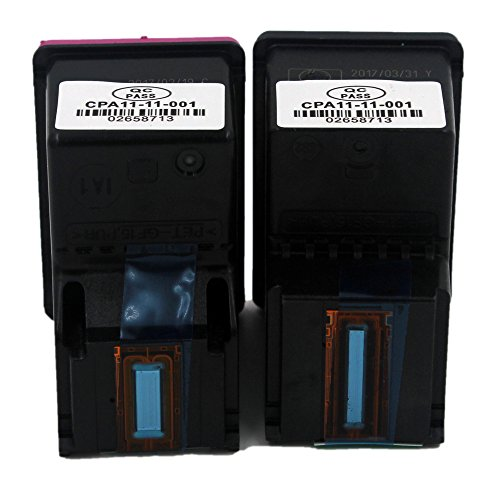 ESTON 2 Pack #62 XL Black/Color Ink for HP ENVY 5640 ENVY 5642 ENVY 5643 ENVY 5644 Photo #5