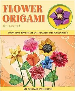 FLOWER ORIGAMI JOOST LANGEVELD EBOOK
