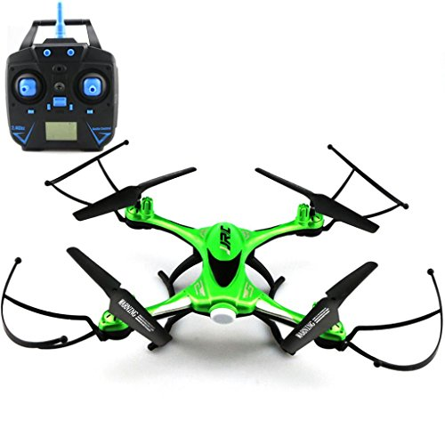 GBSELL JJRC H31 Waterproof Headless Mode One Key Return 2.4G 4CH 6Axis RC Quadcopter RTF (Green)