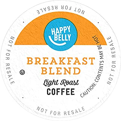 Happy Belly Coffee, Single Serve Cups, 100 Count from Happy Belly