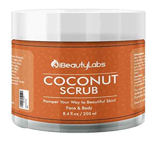 Coconut Face Scrub - 9