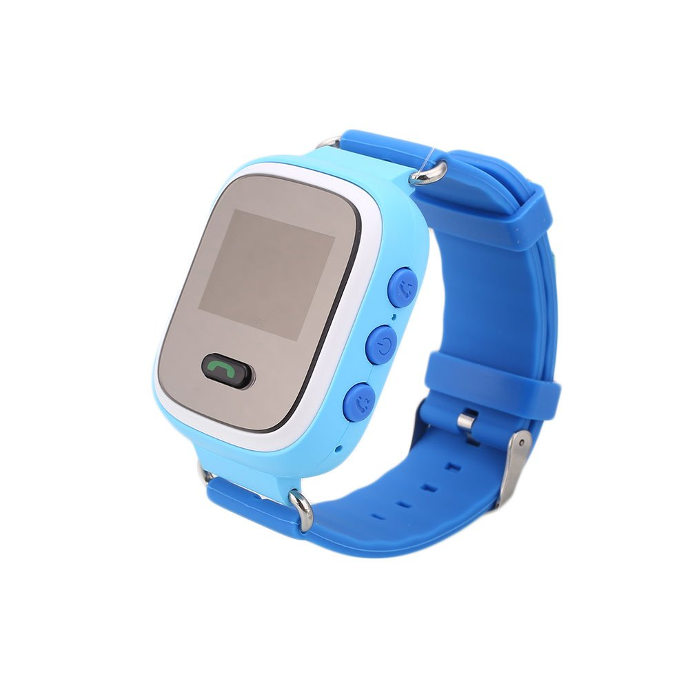 Amazon.com: Auntwhale Children GPS Tracker Smartwatch Smart ...