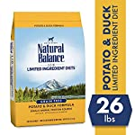 Natural-Balance-Limited-Ingredient-Diets-Potato-Duck-Formula-Dry-Dog-Food-26-Pounds-Grain-Free