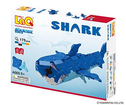 LaQ Marine World Shark Model Building Kit