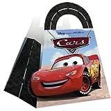 : 4 Disney's Cars Empty Favor Boxes