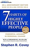 img - for 7 Habits of Highly Effective People, The: 25th Anniversary Edition by Stephen R. Covey (2015-08-25) book / textbook / text book