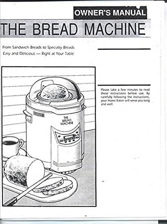 Dak Pan máquina eléctrica manual de instrucciones y recetas FAB ...