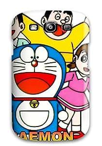 Fashion Protective Doraemon Case Cover For Galaxy S3