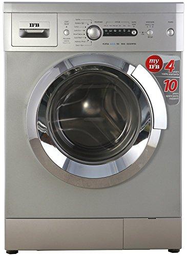 IFB Elena Aqua SX Fully-automatic Front-loading Washing Machine (6 Kg, Silver)