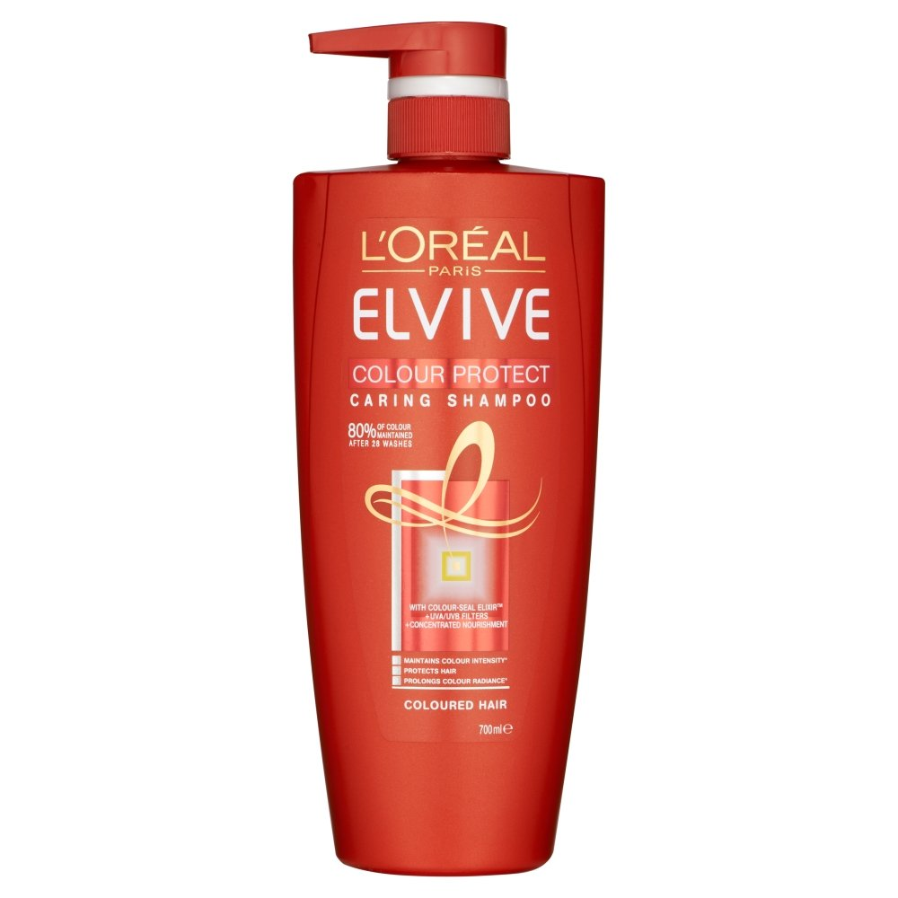 L'Oreal Elvive Colour Protect Coloured Hair Conditioner 700ml L' Oreal 8901526990313
