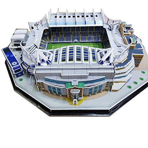 3d puzzle Stamford Bridge Chelsea FC