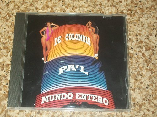 Vol. 1-De Colombia Pa'l Mundo by unknown (1999-12-14)