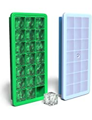 Vremi Silicone Ice Cube Tray with