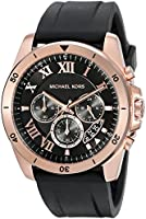 Michael Kors Men's  MK8436 Brecken Black Watch
