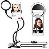 Best NEEWER Table Lamps - Neewer Desk Clamp-on USB LED Selfie Ring Light Review