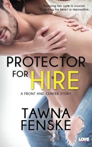 book cover of Protector for Hire