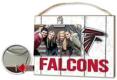 NFL Weathered Clip-It Photo Frame - Pick Your Team