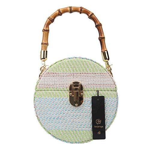 Vert S Pochette Femme Pour Bonjanvye Uk18169 qSwAOU