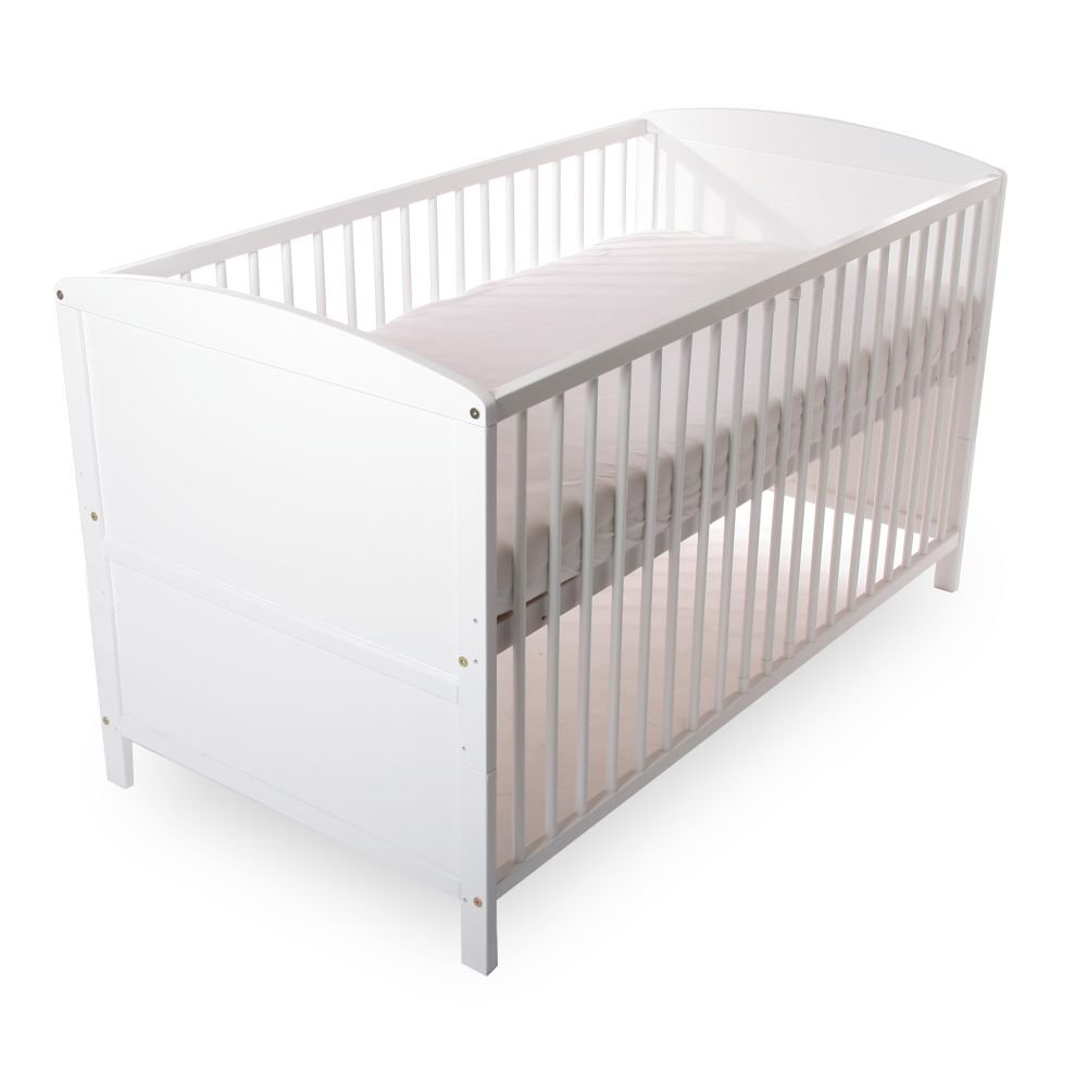 Osann 163-888-88 - Kinderbett Kaspar weiß 140 x 70 cm: Amazon.de: Baby