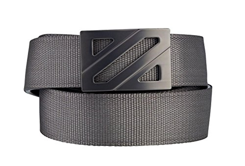 KORE # 1 RATED BELT Brand on Amazon. KORE DIFFERENCE > Means better Technology, Quality, Style & Warranty. Includes; 1 Ratchet Buckle & 1 Nylon Web Track Belt. Our men's trakline belts are 800% more than traditional leather belts a...