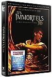 Les Immortels 3D [Blu-ray] [Combo Blu-ray 3D + 2D + DVD - Édition Collector boîtier SteelBook] [Combo Blu-ray 3D + 2D + DVD - Édition Collector boîtier SteelBook]